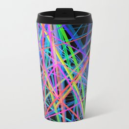 Colorful Rainbow Prism Travel Mug
