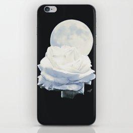 Moon Rose (2) iPhone Skin