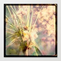 weed Canvas Prints featuring WEED by Heather Reid