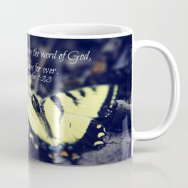 1 Peter 1:23 Born Again Coffee Mug