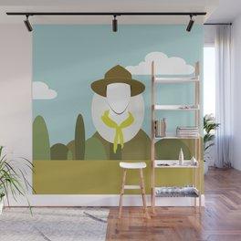 Moonrise Kingdom - Randy Ward (Edward Norton) Wall Mural