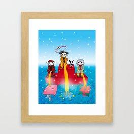 Well done Framed Art Print