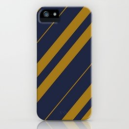Ravenclaw Pattern iPhone Case