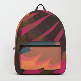 Pink Rays Backpack