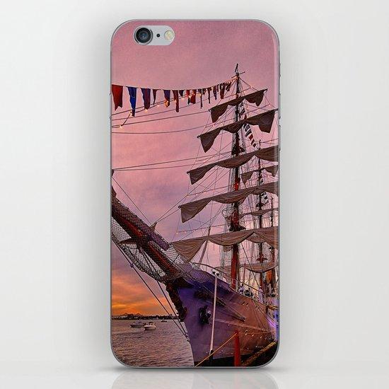 A.R.C. Gloria , Columbia  iPhone & iPod Skin