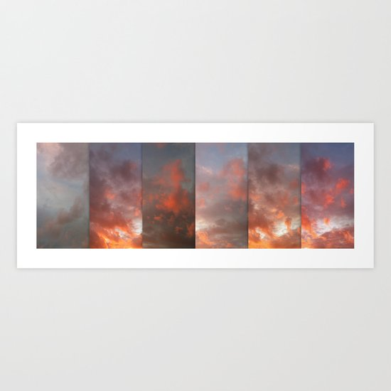 Seconds Art Print