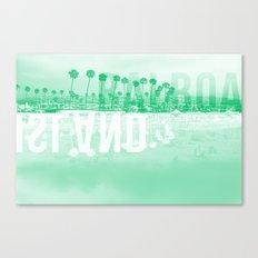 Balboa Island Canvas Print