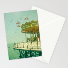 Carousel by the Sea Stationery Cards