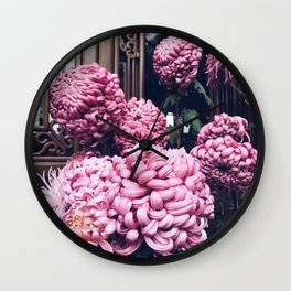 lan su Wall Clock