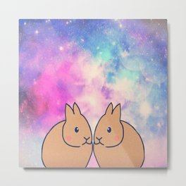 rabbit-31 Metal Print