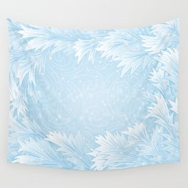 Winter background Wall Tapestry