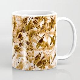 Woman-moth Coffee Mug