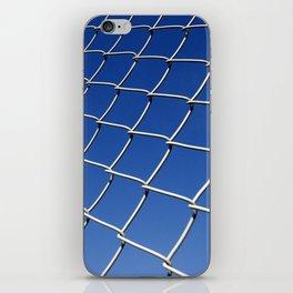 Fenced in iPhone Skin