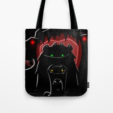 Rear Window Spookers Tote Bag