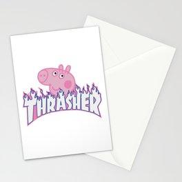 Peppa Pig Skateboard Stationery Cards