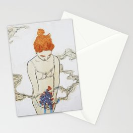 exploration of body, no.5 of 9 Stationery Cards