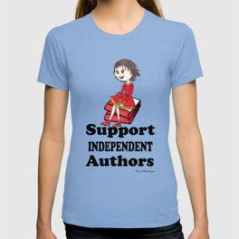 Support Independent Authors T-shirt