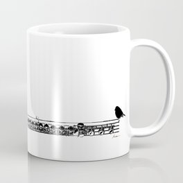 Prélude à l'après-midi d'un faune Coffee Mug