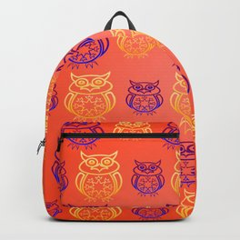 Owl Nation Backpack