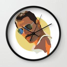 Freddie Mercury Wall Clock