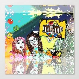 Neta Canvas Print