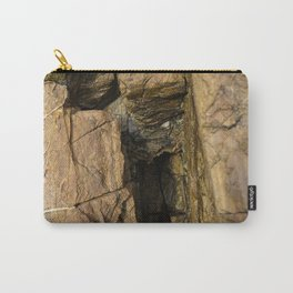 Door into the Cliff Face Carry-All Pouch