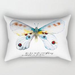 He Has Made All Things Beautiful Rectangular Pillow