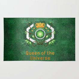 Queen of the Universe Rug