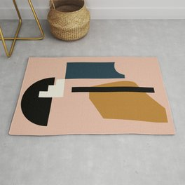 Shape study #2 - Lola Collection Rug