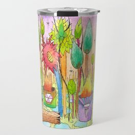 Dream Garden 2 Travel Mug