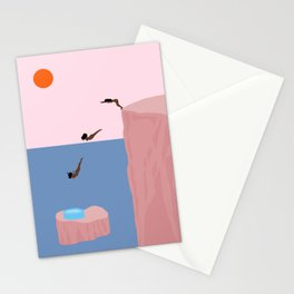 Dive//Survive Stationery Cards