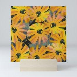 Pine Sunflower Sirocco Mini Art Print
