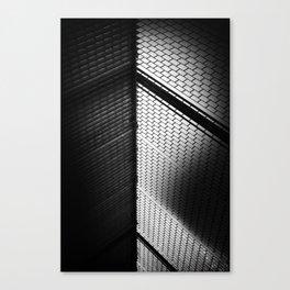 i am pixels Canvas Print