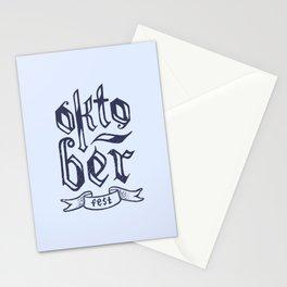 German Festival Season Stationery Cards