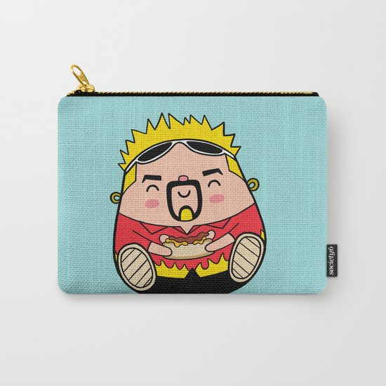 Kuwaii Fieri Carry-All Pouch