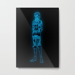 Sasha Bloz  Metal Print