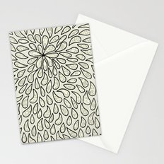 Pearlised Drops - Ivory Stationery Cards