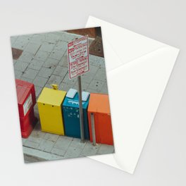 Bright City Stationery Cards