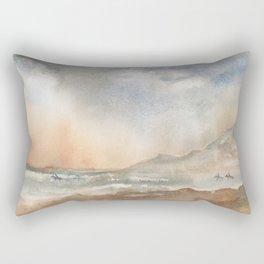 California Dreaming Rectangular Pillow