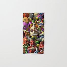 Viva Pinata- Digital Version Hand & Bath Towel