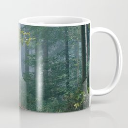 The Forest Path (Color) Coffee Mug