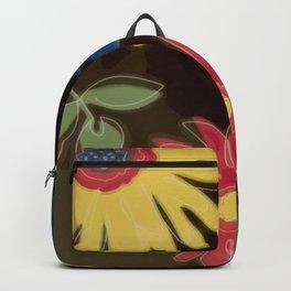 Pop Art Daisies Backpack