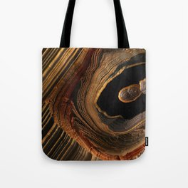 Tiger's Eye Canyon Tote Bag