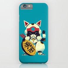 fortune pizza cat iPhone 6s Slim Case