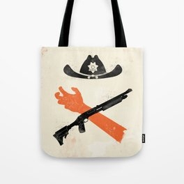 The Wandering Dead Tote Bag