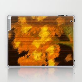 Golden Fall Laptop & iPad Skin