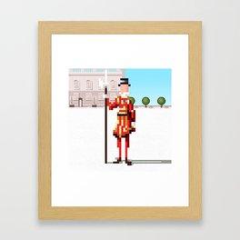 Royal Guard  Framed Art Print