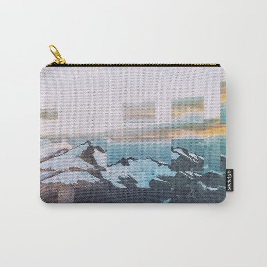 Fractions A10 Carry-All Pouch