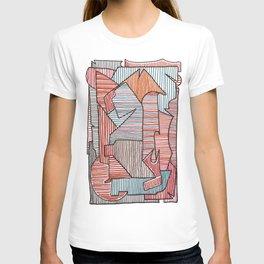 Bridget Riley T-shirt