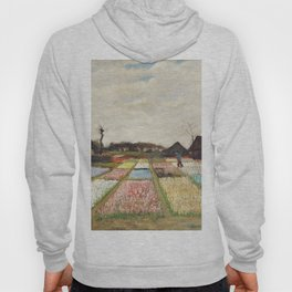 The flower grower - Vincent van Gogh Hoody